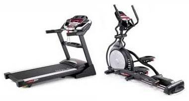 Exercice combin sur tapis de course et v lo elliptique - Courir sur un tapis de course fait il maigrir ...